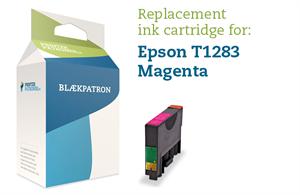 Image of   Magenta blækpatron T1283 - Epson - 6,5ml