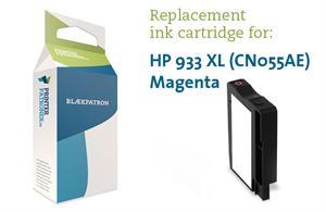 Image of   Magenta blækpatron - HP nr.933XL - 825 sider