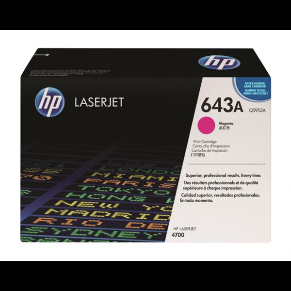 Image of   Magenta lasertoner 5953 - HP - 11.000 sider