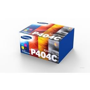 Image of   4-Pak B/C/M/Y toner - Samsung P404C - 1x1500+3x1000 sider
