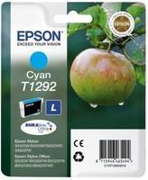 Image of   Cyan blækpatron T1292 - Epson - 7 ml.