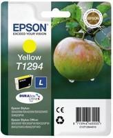 Gul blækpatron T1294 - Epson - 7 ml.