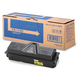 Sort lasertoner TK-1140 - Kyocera - 7.200 sider