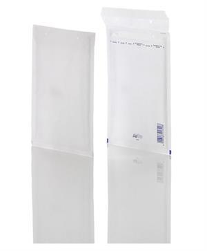 Boblekuverter W4 Hvid 200x275mm - <i>Kasse med 100 stk.!</i>