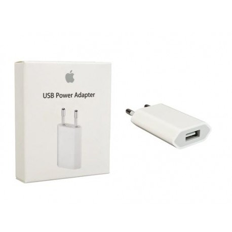 Originalt apple usb power adapter md813zm/a w