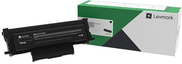 Image of   Sort lasertoner - Lexmark B222H00 - 3000 sider