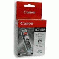 Billede af Sort blækpatron 6BK - Canon BCI-6BK - 13ml.