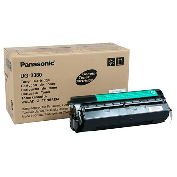 Panasonic Ug3380 Sort Lasertoner Originale Lasertoner