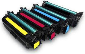 4-Pak B/C/M/Y toner - HP 507 serien  - 1x11000+3x6000 sider