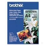 Image of   Mat fotopapir A4 - Brother- . 145gr. - 25 ark