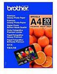 Image of   Glossy fotopapir A4 - Brother- 190gr. - 20 ark
