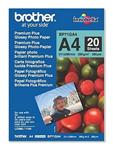 Image of   Glossy fotopapir A4 - Brother- 260gr. - 20 ark