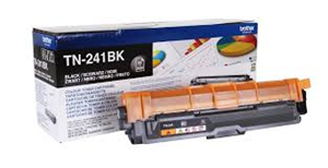Image of   Sort lasertoner TN-241BK - Brother - 2.200 sider.