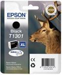 N/A Sort blækpatron t1301 - epson - 25,4 ml. fra printerpatroner.dk