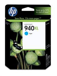 Image of   Cyan blækpatron - HP nr.940 XL - 16 ml.