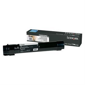 Image of   Sort lasertoner - Lexmark C950 - 38.000 sider