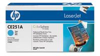 Image of   Cyan lasertoner - HP nr.251 A - 7.000 sider