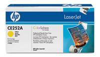Image of   Gul lasertoner - HP nr.252 A - 7.000 sider
