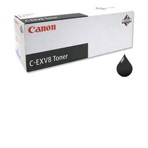 N/A – Sort lasertoner c-exv8 - canon - 25.000 sider. på printerpatroner.dk