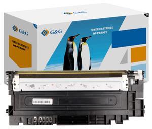 Gul lasertoner Y406 - Samsung - 1.000 sider