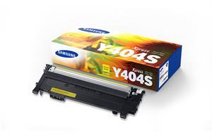 Image of   Gul lasertoner - Samsung CLT-Y404S - 1.000 sider
