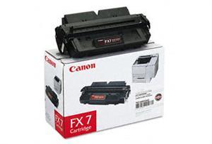 Sort lasertoner - canon fx-7 - 2.000 sider. fra N/A på printerpatroner.dk