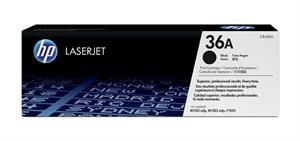 Sort Lasertoner - Hp Nr.36 A - 2.000 Sider