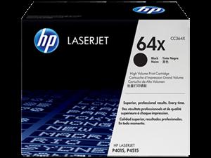 Image of   Lasertoner nr.64 X - HP - 24.000 sider