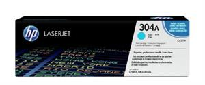 Image of   Cyan lasertoner - HP CC531A - 2.800 sider