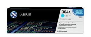Cyan lasertoner - HP CC531A - 2.800 sider