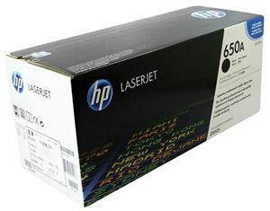 Sort lasertoner - hp ce270a - 13.500 sider
