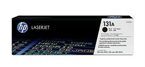 Sort lasertoner - hp nr.131a - 1.600 sider