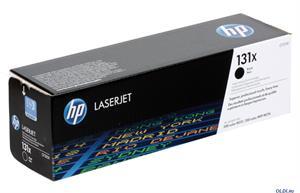 Sort lasertoner - HP nr.131X - 2.400 sider