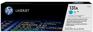 Cyan lasertoner - HP nr.131A - 1.800 sider