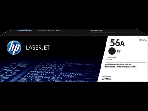 Sort lasertoner - hp nr. cf256a - 7.400 sider