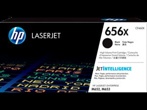 Image of   Sort lasertoner - HP nr.656X - 27.000 sider