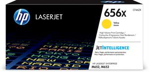 Image of   Gul lasertoner - HP nr.656X - 22.000 sider