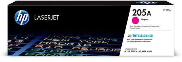 Image of   Magenta lasertoner - HP nr.205 A - 900 sider