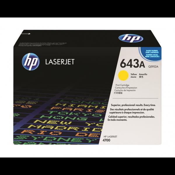 Image of   Gul lasertoner 5952 - HP - 11.000 sider