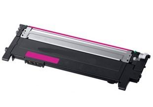 Magenta Lasertoner - Samsung Clt-M404S - 1.500 Sider Genfyldt Samsung Miljø-Lasertoner