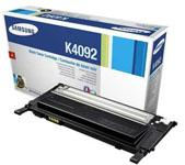 Image of   Sort lasertoner - Samsung K4092 - 1.500 sider