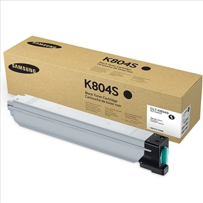 Image of   Sort lasertoner - CLT-K804S - 20.000 sider