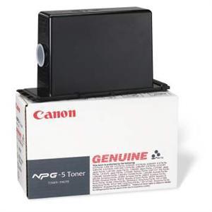 Sort laser - canon npg-5 - 13.600 sider.