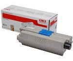 Image of   Sort lasertoner C511 - OKI - 7.000 sider