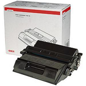 Image of   Sort lasertoner/tromle B6500 - OKI - 22.000 sider
