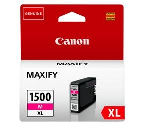 Image of   Magenta blækpatron - Canon PGI-1500MXL - 12ml