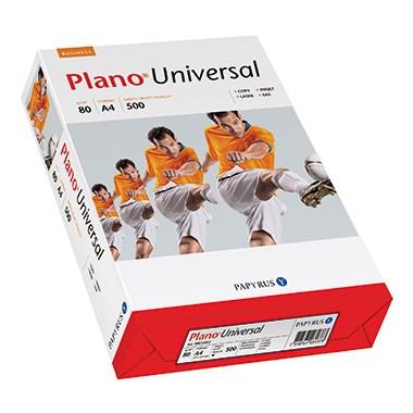 Kopipapir plano universal, a4 - . 80gr. - 500 ark