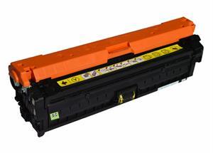 Gul lasertoner - hpce742a - 7.300 sider
