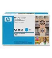 Image of   Cyan lasertoner - HP Q6461A - 12.000 sider