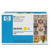 Image of   Gul lasertoner - HP Q6462A - 12.000 sider